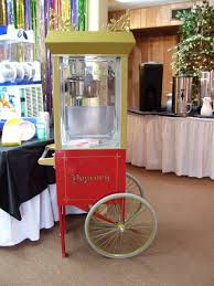 rent popcorn machine popcorn machine w cart rentals white oak tx where to rent popcorn