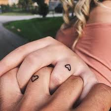 tiny relationship tattoo for couples picsmine