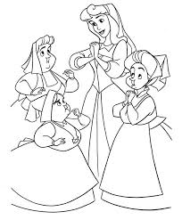 disney princesses coloring kids coloring