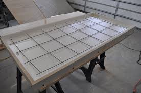 How To Make An Outside Bench How To Make A Concrete Table Stain And Seal Outdoor Spaces
