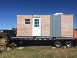 20 u0027 shipping container tiny home for sale