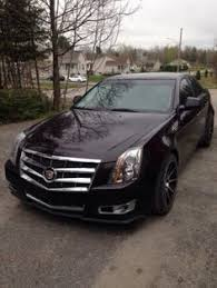 cadillac cts 4 2008 2008 cadillac cts 4 awd autos et camions laval rive nord