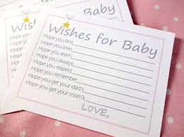 6 best images of printable baby wishes cards free printable baby