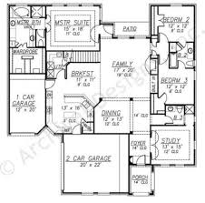 waterstone empty nester house plans ranch floor plans
