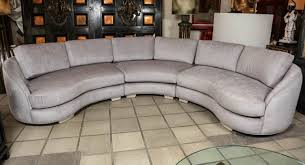 Leather Sofa With Pillows by Furniture Curvy Leather Sofa With Unique Furniture Style For