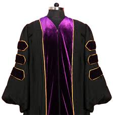 doctorate gown doctorate gowns and doctoral gowns