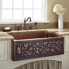 granite countertop farm style sinks for kitchen moen faucet with