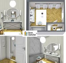 Ideas For Bathroom Design Plan Your Bathroom Design Ideas With Roomsketcher Roomsketcher