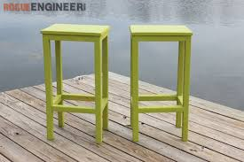 Wooden Bar Stool Plans Free by Building A Dresser Free Plans Diy Simple Bar Stool 3d Woodcraft