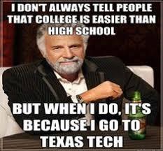 Texas Tech Memes - hahahahaha thanks gig em pinterest humor