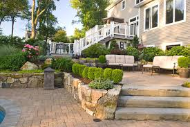Paved Garden Design Ideas Landscaping Ideas With Pavers Gardening Design