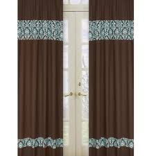 Blue Window Curtains Window Curtains Awesome Of Popular Of Blue And Brown Curtains And