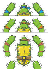 teenage mutant ninja turtles jumping jacks gulin