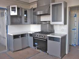 Professional Painting Kitchen Cabinets Home Design Ideas - Spray painting kitchen cabinets