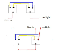 changing a double switch to a single swith home brew forum
