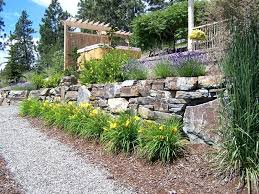 Rock Garden Wall Rock Walls Landscaping Rock Wall Landscaping Best Landscape Ideas