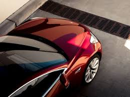 review first drive of tesla u0027s electric model 3