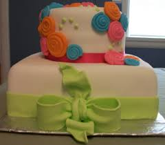 bright color swirls wedding cake u2013 rexburg cakes