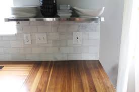 Marble Tile Kitchen Backsplash That Hampton Carrara Marble Backsplash Done Zo Chris Loves Julia