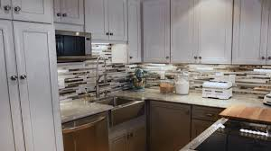 How To Do A Kitchen Backsplash Make A Small Kitchen Look Larger