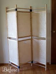 bamboo room divider u003d fashion accessories valet crafty nest