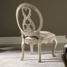 American Drew Dining Room Furniture American Drew Jessica Mcclintock Boutique Side Chair In White Veil
