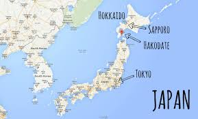 World Map Japan by Hakodate 函館 Great Night View U0026 Things To Do U2022 Just One Cookbook
