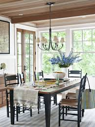 Attractive Country Dining Room Decor - Country dining room decor