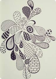 embroidery colouring in funky doodle art doodles pinterest