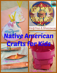 crafty moms share native american crafts and activities book