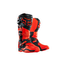 fox comp 5 motocross boots fox comp 8 boot orange 2015 mxweiss motocross shop