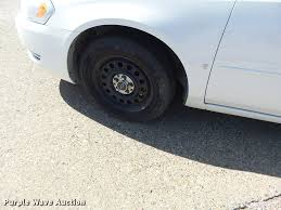 2007 chevrolet impala police item db1424 tuesday october
