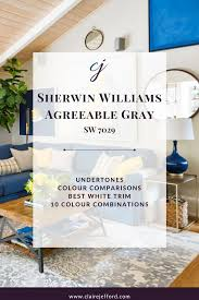 what color kitchen cabinets go with agreeable gray walls agreeable gray by sherwin williams colour review