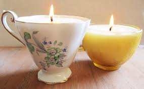 tea cup candles how to make teacup candles pretty prudent