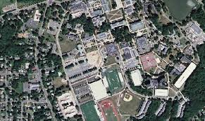 Tcnj Map The College Of New Jersey Spiezle