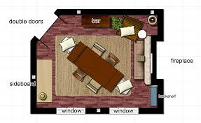 dining room floor plans new dining room floor plan learning is social