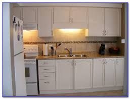 Painted Laminate Kitchen Cabinets Refacing White Laminate Kitchen Cabinets Cabinet Home