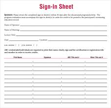 student sign in sheet template assistive technology tool kit sign