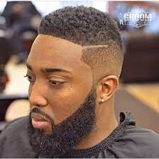 black men haircuts with beards ethnic cut black men s haircut styles pinterest ethnic