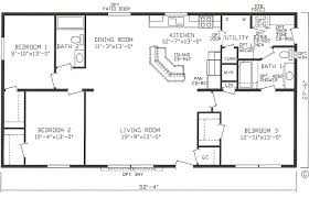 ranch style homes plans bedroom ranch home plans ideas 5 floor four bedroom house simple