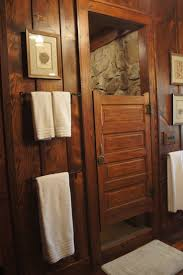 Shower Stalls For Small Bathrooms by Best 25 Rustic Shower Ideas Only On Pinterest Cabin Bathrooms