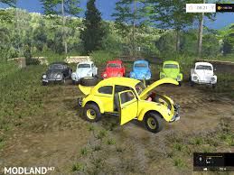buggy volkswagen 2013 vw 1966 off road buggy v 2 0 mod for farming simulator 2015 15