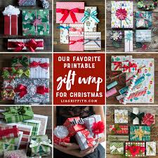 pre wrapped christmas boxes our printable christmas gift wraps for gorgeous gifts