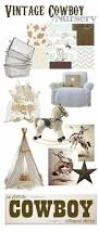 best 25 horse nursery ideas on pinterest cowgirl bedroom decor vintage cowboy whimsical spin on a cowboy nursery creams browns blue and white rocking horse play teepee and vintage rodeo posters so adorable but