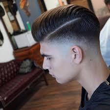 faded pompadour haircuts for men 2017 trendy short hairstyles