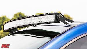 Radius Led Light Bar by Light Mounts Brackets Lighting U0026 Accessories Rough Country