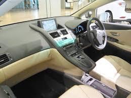 lexus hs model lexus hs 250h interior gallery moibibiki 11