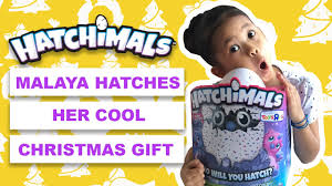 christmas gift hatchimal toys r us exclusive owlicorn youtube