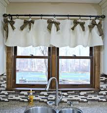 window valance ideas for kitchen excellent creative valance ideas pictures best image engine potm us
