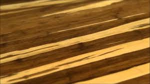 ambient tiger wide plank tongue and groove strand bamboo flooring